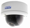 610TVL AI Vandal Dome Camera -- SEDX-761AI-VD