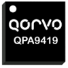High Linearity 0.5 Watt Small Cell Power Amplifier -- QPA9419