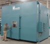 Solid Construction Walk-In Temperature/Humidity Chamber, W-Series