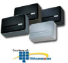 Valcom One-Way Slimline Speaker -- V-1042