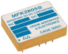 MFK Series™ – 25 Watts DC/DC Converter High Reliability -- MFK282R5S - Image