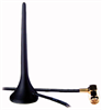 Magnetic foot antenna, WLAN/Bluetooth® 2.4 GHz; external antenna -- 758-912