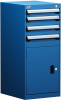 Stationary Compact Cabinet with Partitions -- L3ABD-4015L3 -Image