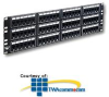 ICC CAT 5e Patch Panel - 72 Port/3 RMS -- ICMPP0725E