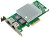 Dual Port Copper 10G Ethernet PCI Express Server Adapter with Intel® X550-AT2 -- PCIE-2221NP