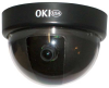 420TVL Dome Camera/Black Base -- SSD4-7420B - Image