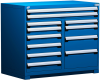 Heavy-Duty Stationary Cabinet (Multi-Drawers) -- R5KHG-3809 -Image