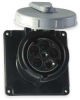 IEC Pin & Sleeve,Receptacle,20A,347/600V -- 1VCP9 - Image