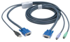 PS/2 to USB Flash Computer Cable, 6-ft. (1.8-m) -- EHN428-0006