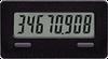 CUB7T 8-Digit Timer, High Voltage Input, Reflective Display -- CUB7TVS0