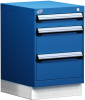 Stationary Compact Cabinet with Partitions -- L3ABG-2413L3D -Image