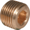 1/4 in. Pipe Plug -- 0400267 - Image