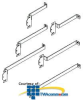 """Chatsworth Products Standard 6""""D Channel Stand-Off.. -- R3001-XXX"""