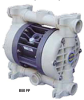 Air Operated Diaphragm Pump -- Model B81 -- View Larger Image