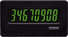 CUB7 8-Digit Counter, Low Voltage Input, Green Backlighting -- CUB7CCG0