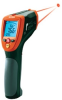 High Temperature Dual Laser IR Thermometer -- EX42570