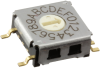 DIP Switches -- A6KS-164RF-ND