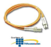 ICC 62.5/125µm Multimode Duplex Fiber Optic Patch.. -- ICFOJ0M301 - Image