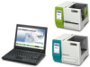 Thermal transfer printer set - 0801590 -- 0801590 - Image