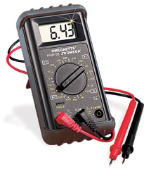 Digital Resistance Meters - Multimeter