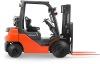 Internal Combustion Forklifts with Pneumatic Tires -- Core - 8FD - Image