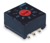 10mm DIP Coded Rotary Switches -- CRD Series