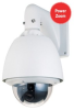 Day Night Wide Dynamic Range High Speed Dome Camera Sony