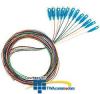Corning Cable SC / UPC 900um Color Coded Pigtails -- SP-12SCUPC -- View Larger Image