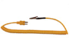 Digi-Sense Type K Alligator clip thermocouple probe; 2