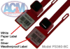 Barcoded Bagguard Seal From Stock -- PS360-BC