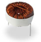 J.W. Miller® Through-Hole Toroid Inductors