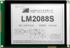 320x240 Graphic LCD Module -- LM2088SCW