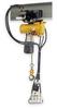 Hoist,Air Chain,Spark Resistant,1/2 Ton -- 2PA32