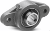 2-Bolt Flange Standard Duty Set Screw Locking Type -- UCFL214