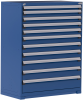 Heavy-Duty Stationary Cabinet (with Compartments) -- R5AHG-5869 -Image
