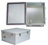 14x12x6 Inch 120 VAC Steel Weatherproof Enclosure -- NBS141206-100 -Image