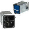 Power Entry Connectors - Inlets, Outlets, Modules -- 486-1088-ND -Image