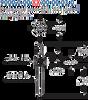 Solderless Pressfit PCB Pin -- 9000-0-00-80-00-00-03-0