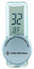 Digi-Sense Calibrated Big-Digit Stick It Anywhere Compact Digital Thermometer -- GO-90080-01