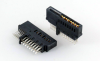 Hybrid Power Straddle Mount Type Edge Card Connector -- 80306-2A3S14N118ACB30KA