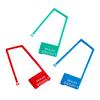 Light Duty Plastic Padlock with Long Hasp -- 1001-LH