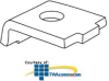 """Erico Beam Clamps for Strut, 1/2"""" Flange (Box of 50) -- BC200000EG -- View Larger Image"""