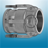 NTS-SZ Series Cable-Release Type Safety Breakaway Coupling - Image
