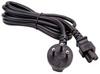 6ft Israel 3 pin plug to IEC C5 Power Cord -- P-4814-06B