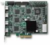 4-CH PCI ExpressR IEEE 1394b Frame Grabber -- PCIe-FIW64