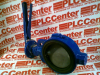 BUTTERFLY VALVE 316SS 50PSI 5IN BORE BUNA SEAL -- 05061WDRP1U1