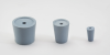 One-hole rubber stoppers -- GO-06301-58