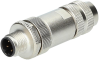 M12 field wireable Weidmüller SAISM-4/8S-M12 4P D-ZF1892120001
