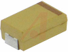 CAPACITOR, TANTALUM SMD, 10UF 35V 10%,TR -- 70097162
