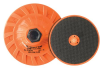 Velcro Backing Pad with Centering Pin -- Quick-Step Backing Pads -Image